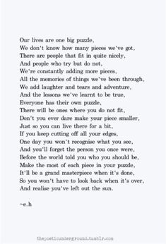25 Of My Favorite E.H Poems - Of My Favorite E.H Poems]Best Picture For poetry quotes strength For Your TasteYou are looking for something, and it is going to tell you exactly what you are looking Eh Poems, Poem Quotes, True Quotes, Words Quotes, Best Quotes, Poems Of Love, Sayings, Poems About Love For Him, Poems For Him