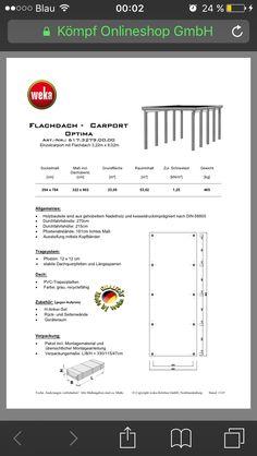 carport halesia h19 naturbelassen 120 x 120 mm pfostenst rke grundfl che 2 kaufen. Black Bedroom Furniture Sets. Home Design Ideas