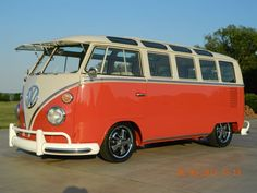 1966 VW 21 Window Microbus For Sale @ Oldbug.com