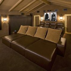 Media Room Movie Posters Design, Pictures, Remodel, Decor and Ideas - page 2