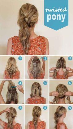 how to do a fishtail braid in 5 easy steps hair pinterest rh pinterest com My Little Pony Cockatrice My Little Pony Cockatrice