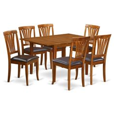 You'll love the Milan 7 Piece Dining Set at Wayfair - Great Deals on all Furniture products with Free Shipping on most stuff, even the big stuff.