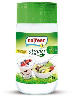 STEVIA NATREEN – Slatko prirodno i bez kalorija | zdravlje na dlanu