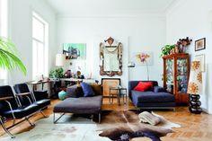 Wnętrze  z duszą #interiordesign #polishinteriordesign see more: dom-wnetrze.com
