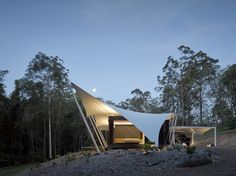 Gallery of Tent House / Sparks Architects - 1