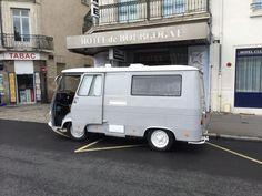 Planète Peugeot J7-J9 :: Ma folie, mon J7 : je vous présente Léon ! Street Coffee, Camping Gear, Van Life, Recreational Vehicles, Vans, Trucks, Campervan, Retro, Motorhome