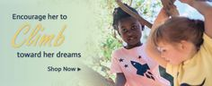 Website of empowering girls' clothes to keep in mind if I ever have a girl.