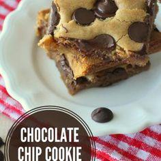 Cookie Bars Recipe Recipe - Lil' Luna & ZipList