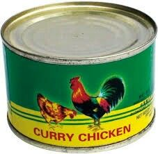 Curry Chicken Luncheon Meat, Canned Meat, Coffee Cans, Poultry, Curry, Canning, Food, Products, Backyard Chickens