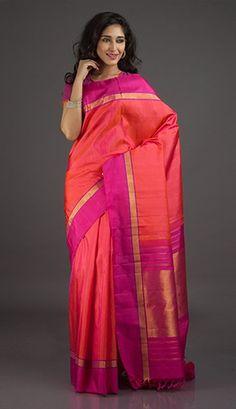 Amrita Kanchipuram Pattu Silk Saree
