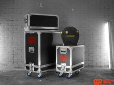 Flightcases, fotoshoot 2014