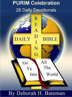 FREE book: PURIM Celebration: 28 Daily Devotionals (Daily-Bible-Reading Series) by Deborah H. Bateman