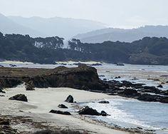 "Misty Point Sur Beach, Big Sur, California - Framed Photo Art Print, 11""x 14"" Romagosa Fine Arts http://www.amazon.com/dp/B0173WA94E/ref=cm_sw_r_pi_dp_w5dlwb0FQTTVV"