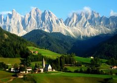 Alpen (Dolomiten), Südtirol