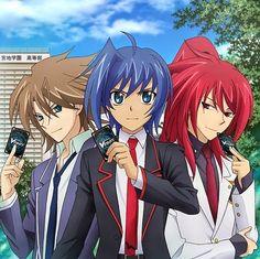 Kai,Aichi,Ren