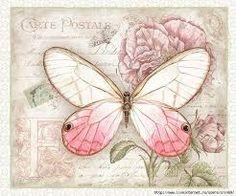 Solve Ancienne carte postale jigsaw puzzle online with 80 pieces Decoupage Vintage, Decoupage Paper, Vintage Labels, Vintage Cards, Vintage Paper, Vintage Butterfly, Butterfly Cards, Butterfly Print, Illustration Papillon