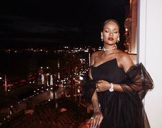May 19: Rihanna attends the 'Okja' screening during the 70th annual Cannes Film Festival at Palais des Festivals in Cannes, France.