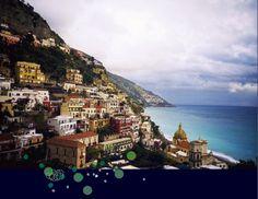 3 | Positano, Italy.