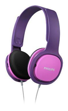 #Philips SHK2000PK/00 #Casque audio pour Enfant Rose