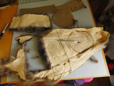 How to make a coon skin hat.