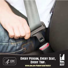 The simplest way to prevent car crash deaths is to buckle up.Parents, require your teen to wear a seat belt on every trip. This simple step can reduce your teen's risk of dying or being badly injured in a crash by about half.Learn more on our Seat Belt Safety page. | Parents Are the Key to Safe Teen Driving | CDC Injury Center