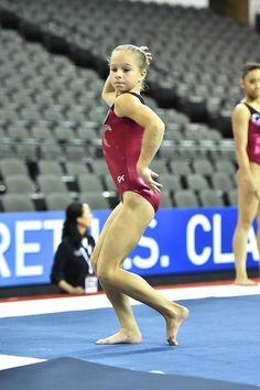 Ragan Smith - Texas Dreams Gymnastics