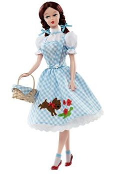 The Wizard of Oz™ Dorothy Barbie® Doll   The Barbie Collection
