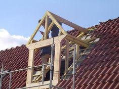 la structure d 39 une lucarne id es travaux en 2019 lucarne de toit fen tre de toit et lucarne. Black Bedroom Furniture Sets. Home Design Ideas