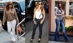 Jennifer Lopez Casual Outfits | Jennifer Lopez in Denim