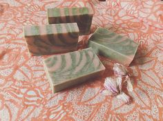 fresh and uplifting bar, ideal for sensitive and aging skin grapefruit - clary sage soap scented with essential oils Clary Sage, Organic Soap, Grapefruit, Essential Oils, Homemade, Vegan, Fresh, Bar, Unique Jewelry