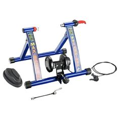 RAD Cycle Products MAX Racer Pro Bicycle Trainer Work Out with 7 Levels of Resistance RAD Cycle Products http://www.amazon.ca/dp/B005LGU7EM/ref=cm_sw_r_pi_dp_UfnYtb17CB61NVME