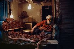 Street Food   Steve McCurry - yemen
