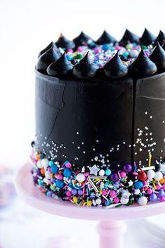 Glam Rock Layer Cake by Sweetapolita
