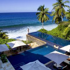 Banyan Tree Resort, Seychelles.