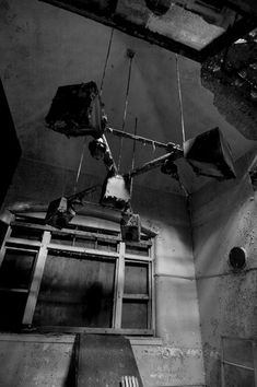 Examination Light; Danvers State Hospital