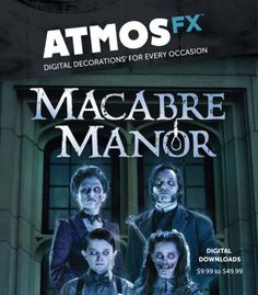 Macabre+Manor+is+now+available+for+download!!++I+think+some+of+these+look+amazing+for+my+haunt.++