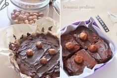 Brownie Pralines * Gift from the Kitchen