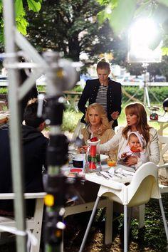 Kulisy ostatniej sesji Ani Przybylskiej dla Limango <3  @I Like Photo Group #limango #photoshoot #beauty #family #celebrity