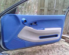 Post Your DIY Door Panel Inserts!!! - Page 8 - Honda-Tech Diy Projects And Organization, Car Paint Jobs, Dodge Magnum, Sink Or Swim, Honda Element, Door Panels, Car Mods, Diy Car, First Car