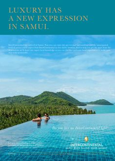 luxury resort ads - Google Search Hotel Advertisement, Hotel Ads, Hotel Motel, Advertising, Real Estate Ads, Real Estate Branding, Travel Ads, Asia Travel, Luxury Graphic Design