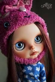 Resultado de imagen de zebra blythe doll