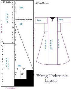 Viking underdress