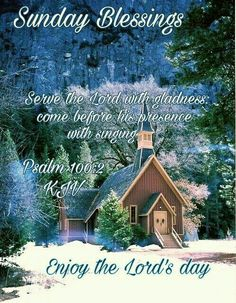 *♥Sunday Blessings♥* Enjoy the Lord's day.