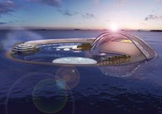 Underwater Condos - Architecture: Living Beneath the Sea - The Art ...