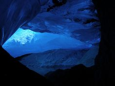Nigardsbreen Ice Cave | Atlas Obscura