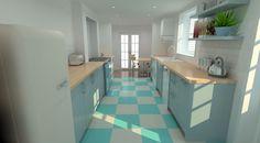 Modern Kitchen Design. Schuller German Kitchen In Domus. #germankitchens  #kitchendesign