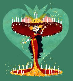 The book of life movie - La Muerte