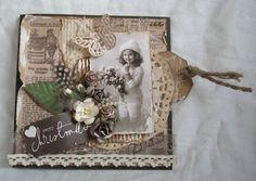 Kristinas Scrapbooking Vintage Kort
