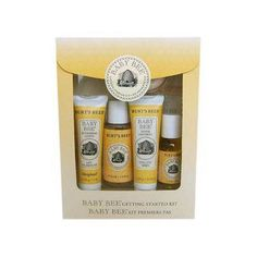 BURT'S BEES or other natural baby products