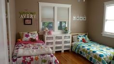 Small Space Shared Bedroom Ideas